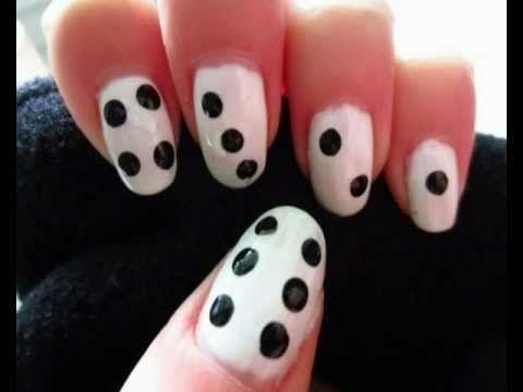 dice nails  really easy nails hair and nails nails