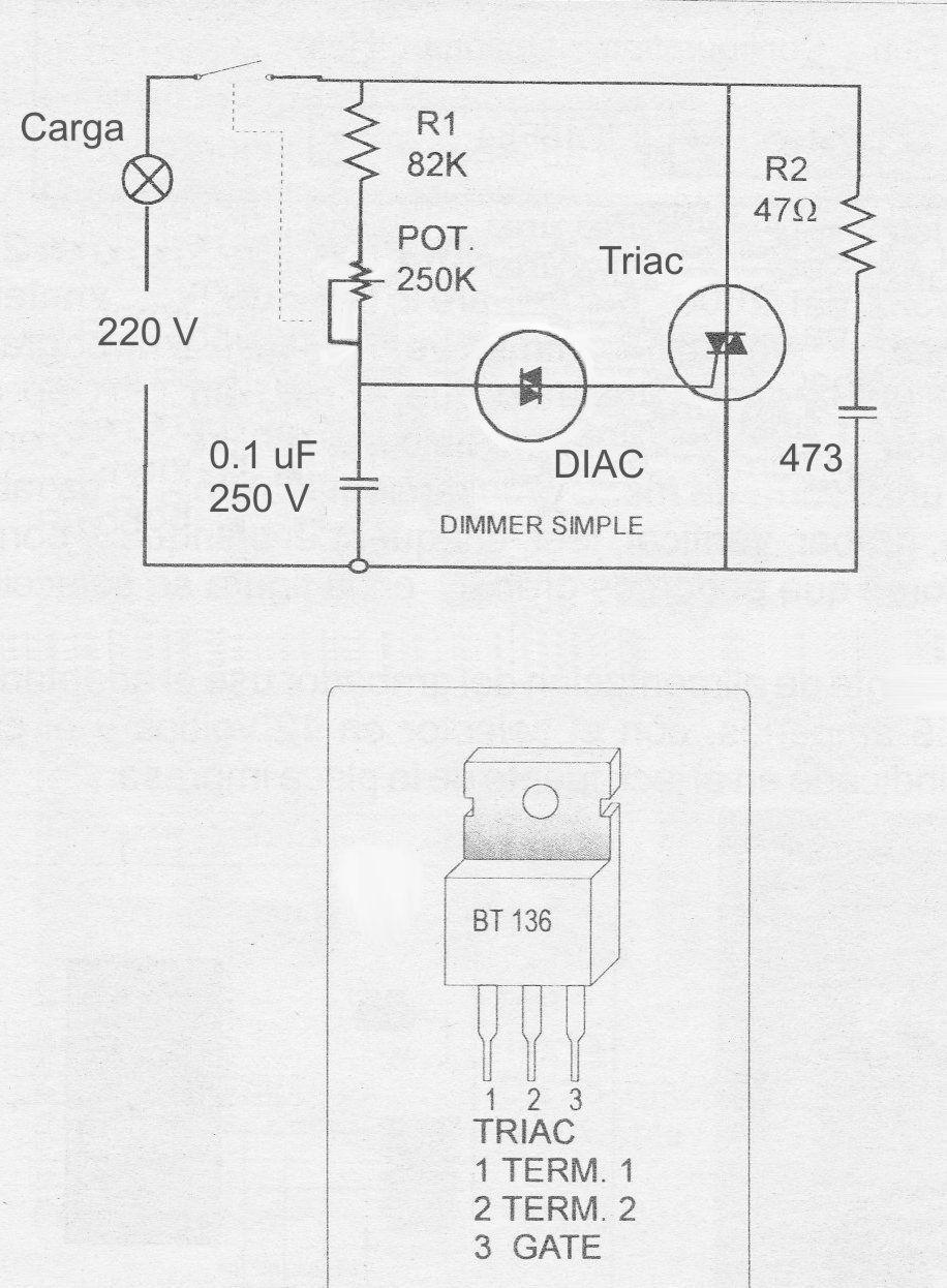 Dimmer Triac Pinterest Arduino Ac Light Circuits Circuit Scr By Koncz Istvan Tags