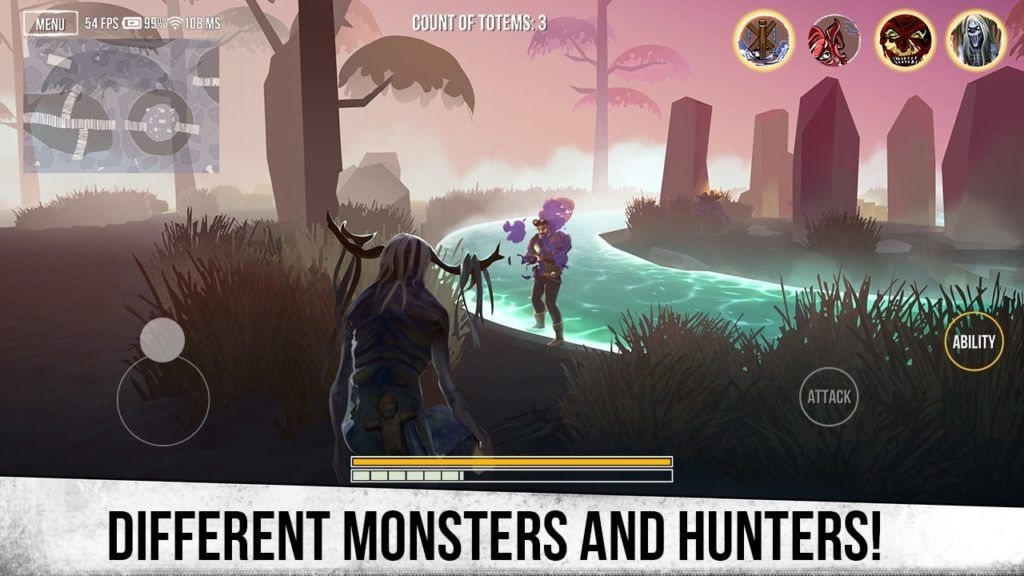 Deadrite Hunt Mod Apk 0 188 God Mode Download Scary Monsters