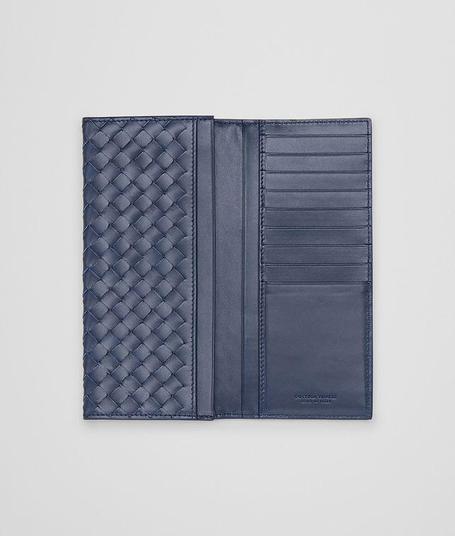 28f740565079 Light Tourmaline Intrecciato VN Continental Wallet - Men s Bottega Veneta®