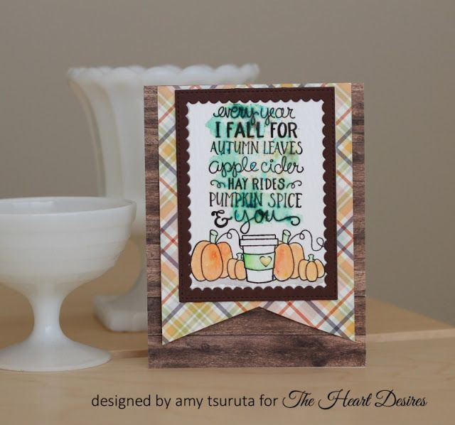 Tsuruta Designs: Fall Coffee Lovers Blog Hop - Final Day!