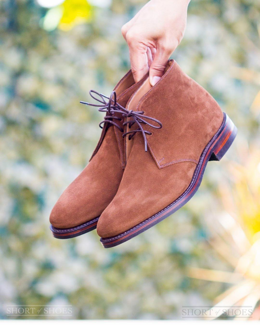 Loake Shoes Review Kempton Suede Chukka 1880 Line