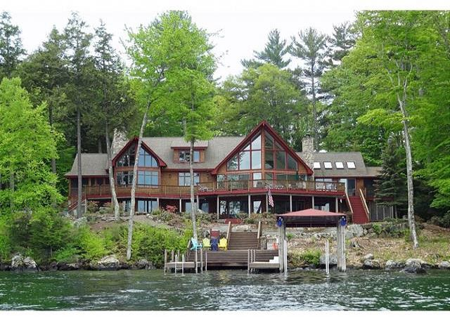 Remarkable Lakes Region Lake Winnipesaukee Alton Nh Vacation Rental Home Interior And Landscaping Palasignezvosmurscom
