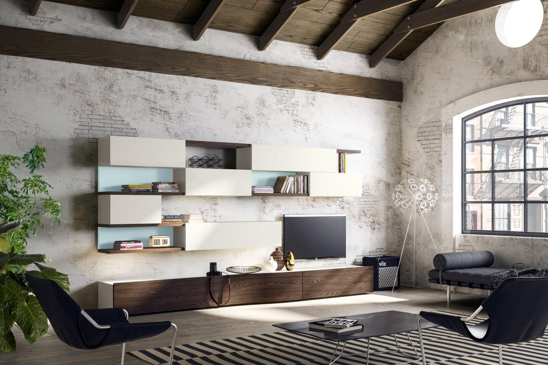 Image result for armadi a muro soggiorno | Arredamento ...