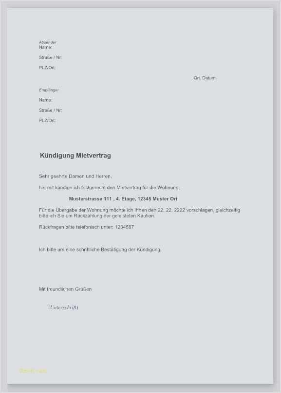 Luxus Kundigung Nebenjob Vorlage Ebendiese Konnen Einstellen In Ms Word In 2020 Kundigung Job Vorlagen