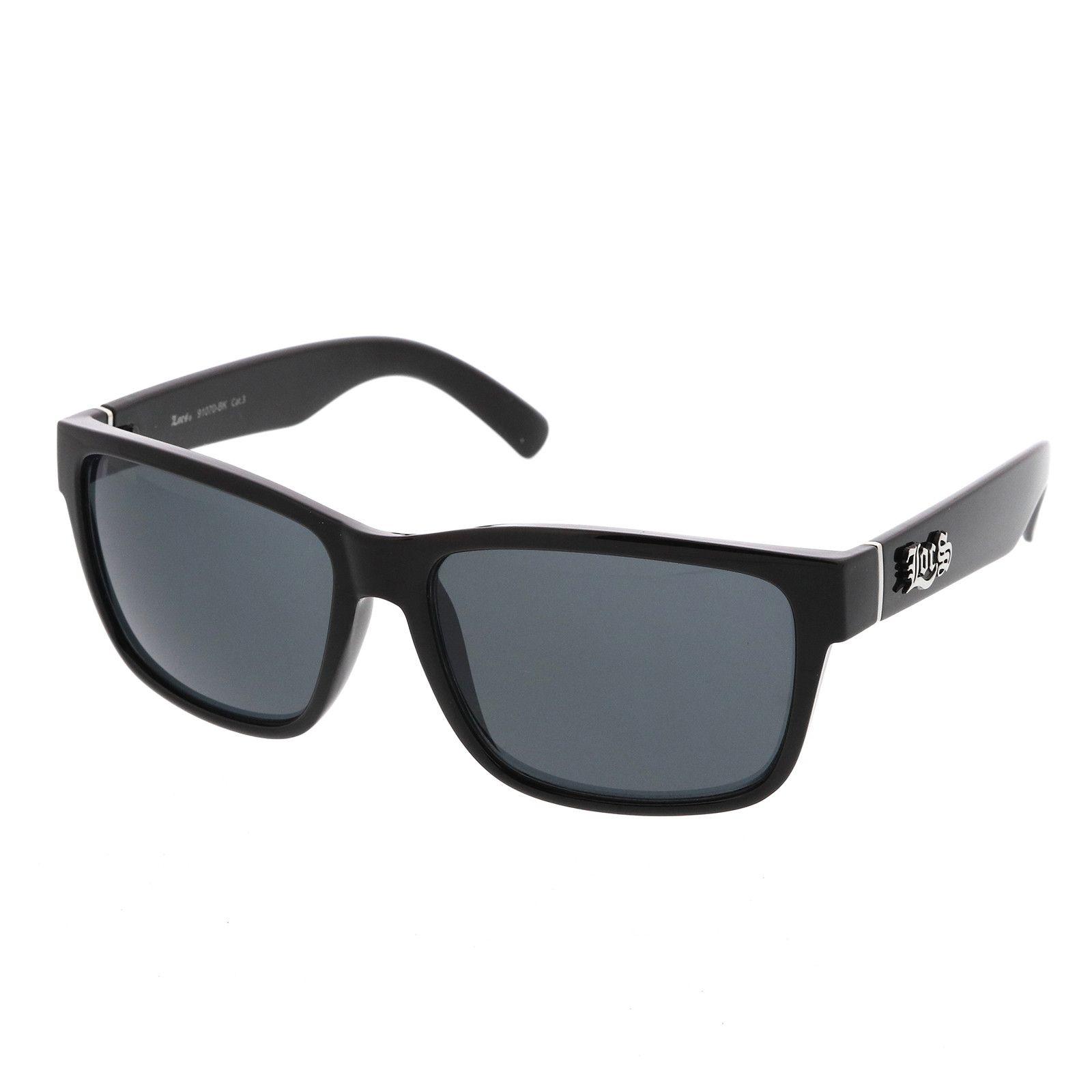 ca3743fbffb Men s OG Hip Hop Wide Arm Blacked Out Square Lens Horn Rimmed LOCS  Sunglasses 60mm  frame  bold  sunglasses  sunglass  purple  sunglassla   oversized  clear ...