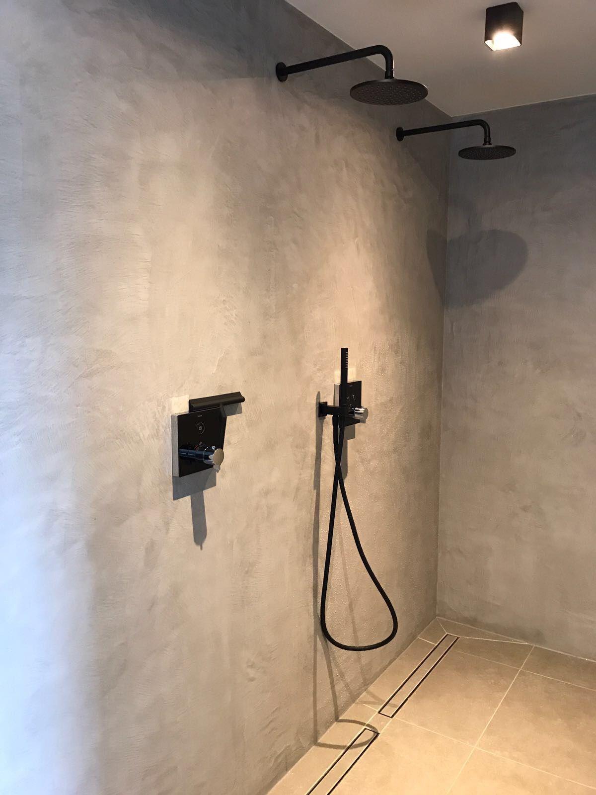 Mortex beton look | Badkamer | Pinterest | Bath