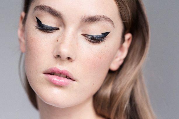 What To Do With Felt Tip Eyeliner – Felt tip eyeliner Felt tip eyeliner, Eyeliner looks, Liqu