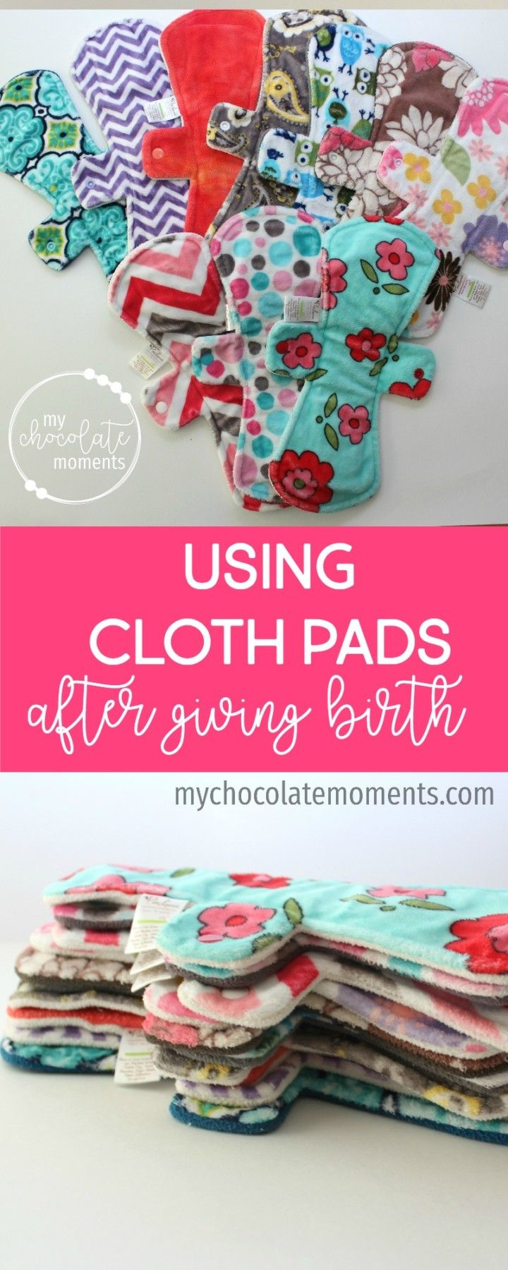 cloth pads for post partum recovery