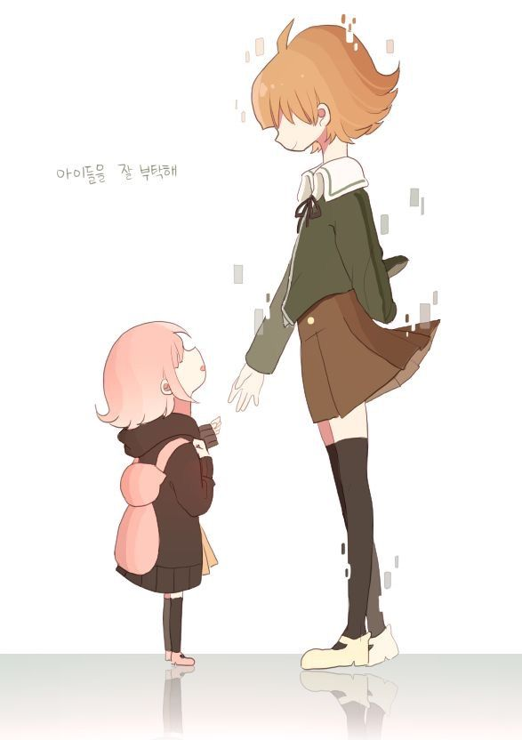 My heart   Yeee!!   Anime siblings, Nanami, Animes to watch