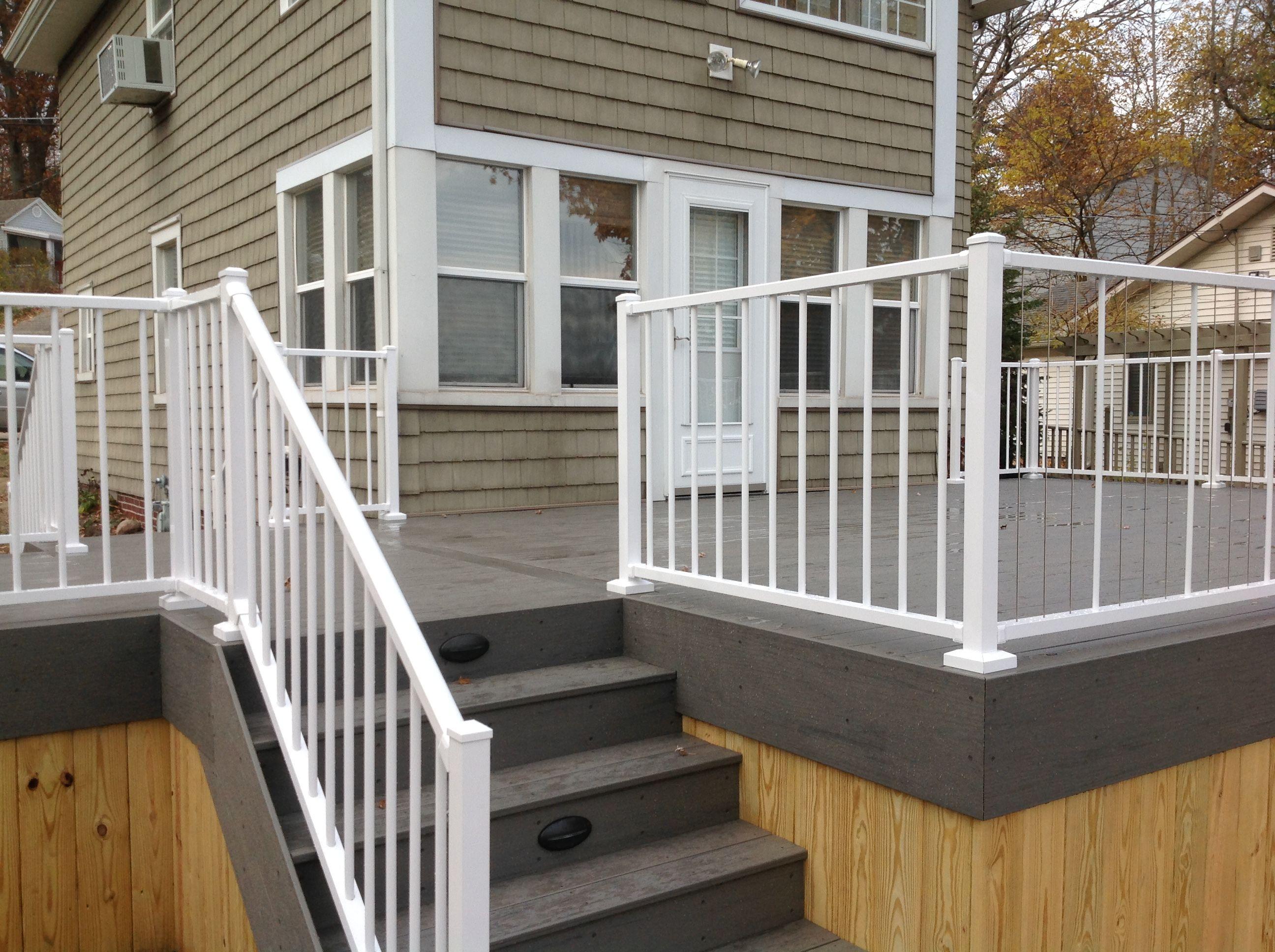 Archadeck Of Fort Wayne Ne Indiana Deck Skirting Porch Design Stone Porches