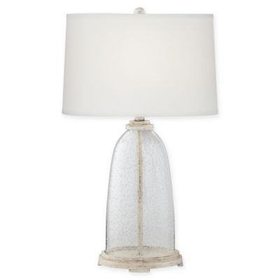 Pacific Coast Lighting Fillable 1 Light Seeded Gl Table