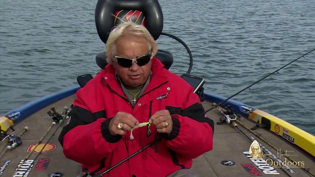 Jimmy Houston's weekly fishing tips - How to adapt