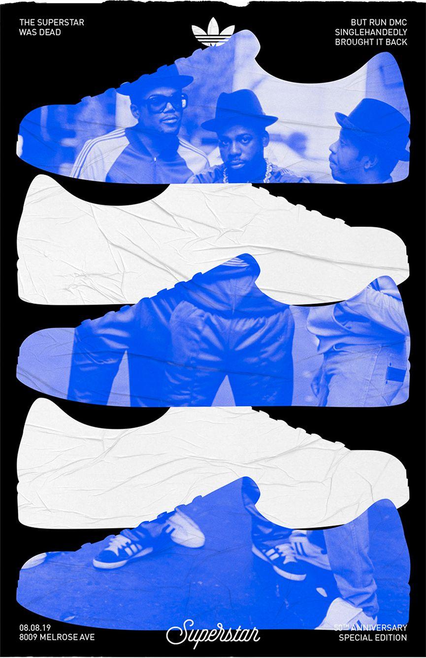 Adidas Superstar 50th Anniversary