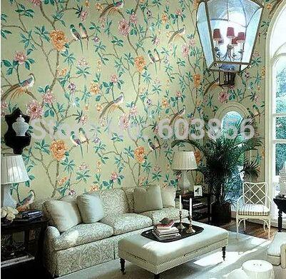 Vind meer Wallpapers informatie over chinese elementen behang non ...