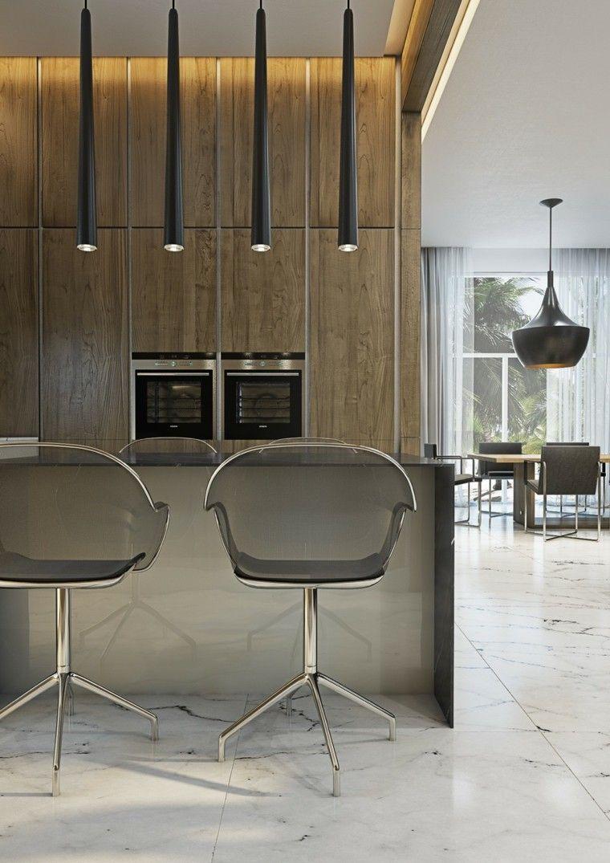 Iluminación led - 75 ideas increíbles para el hogar.   Interior design, Interior design ...