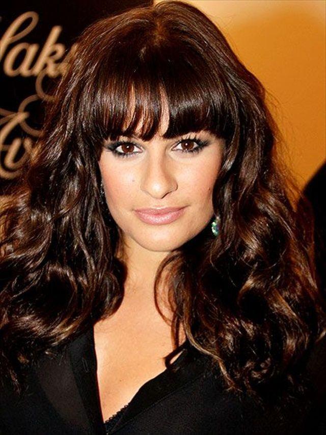 Lea Michele Hair Color L E A Pinterest Lea Michele Hair Lea