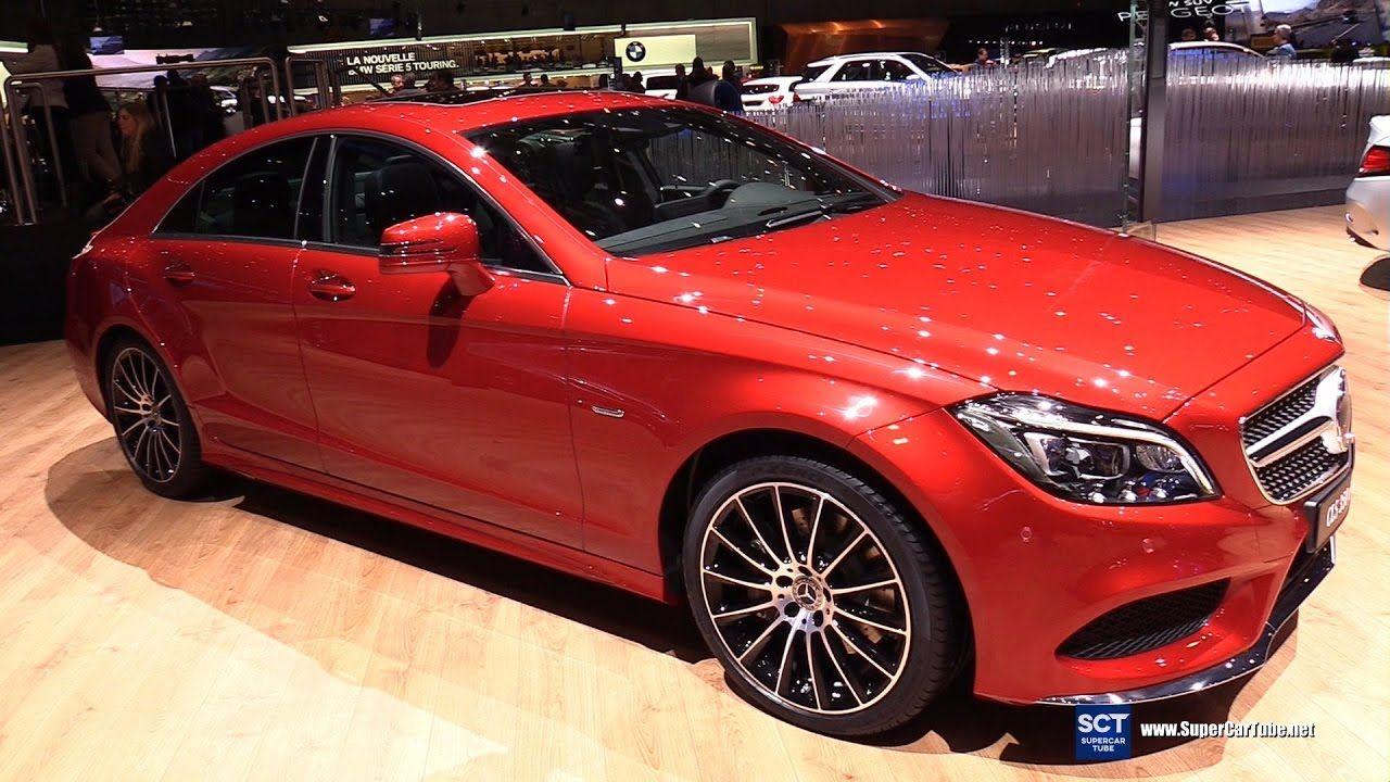 2017 Mercedes Benz Cls 350d Coupe Final Edition Exterior Interior