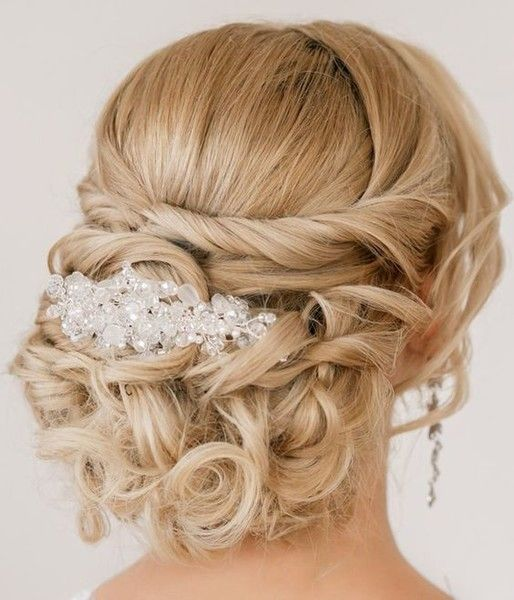30 Most-Pinned Beautiful Bridal Updos