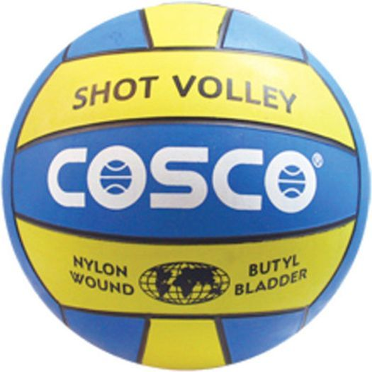 Cosco Shot Volleyball - Size 4Multi-Color  d05a930a77efe