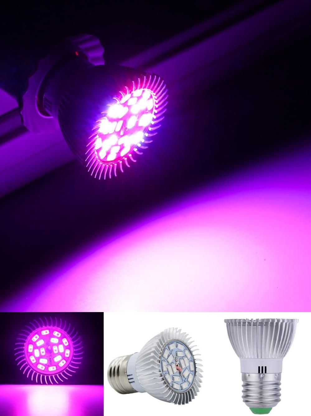 Visit to buy w e full spectrum led grow lights leds