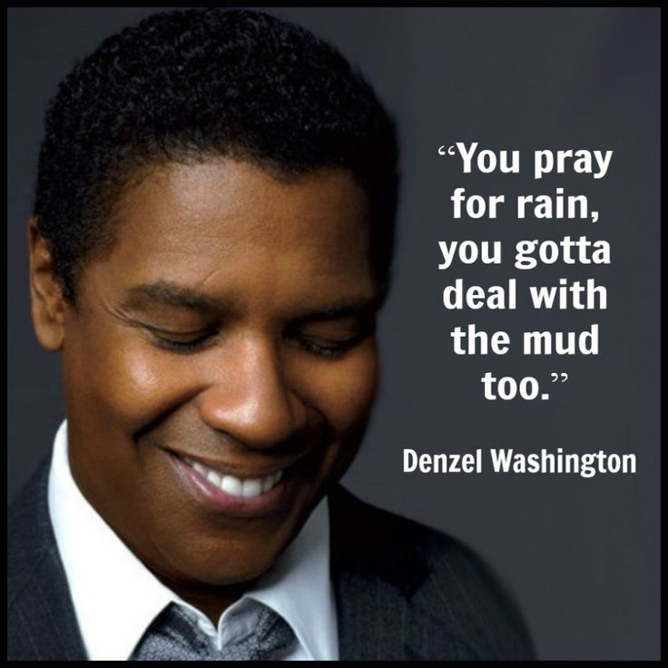 Denzel Washington Quotes Enchanting Denzel Washington  Movie Actor Quote  Film Actor Quote