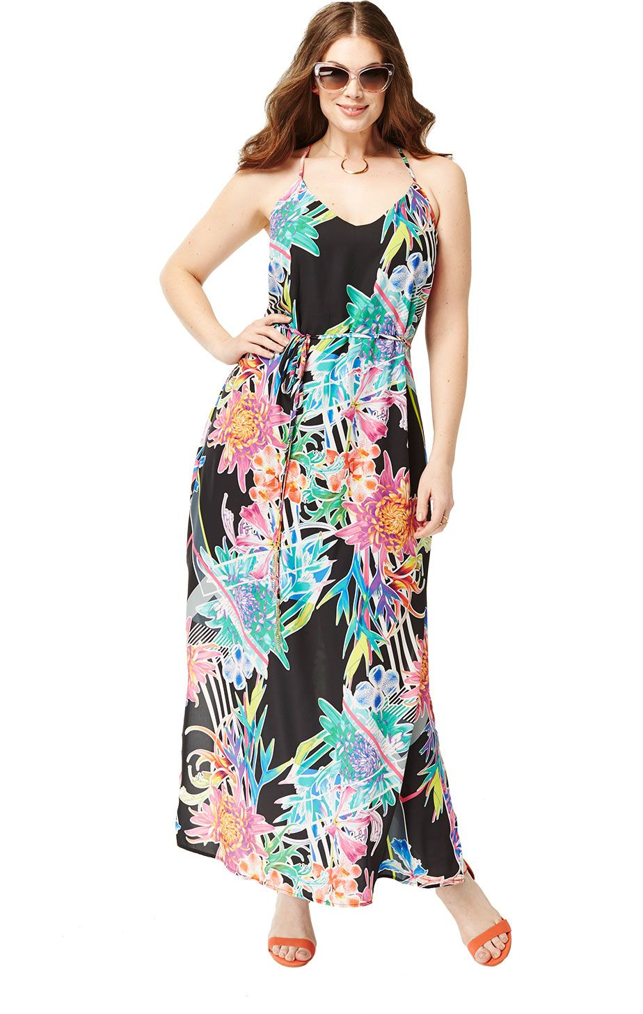 7e809f899968e Take plus size style to the next level in a made-for-summer maxi ...