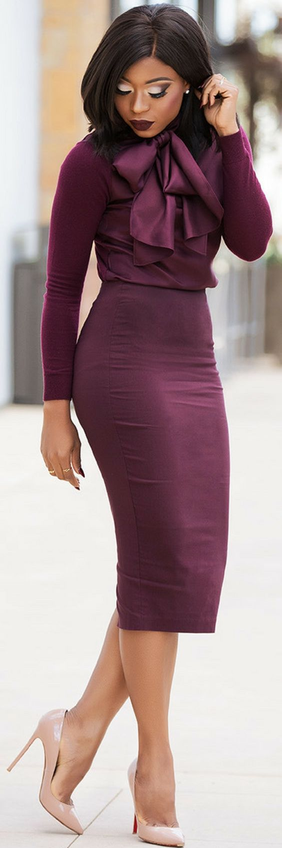 Jubilant Fall Look Is Just Right For Work - How To Style By Jadore Fashion http://ecstasymodels.blog/2017/10/10/jubilant-fall-look-style-jadore-fashion/