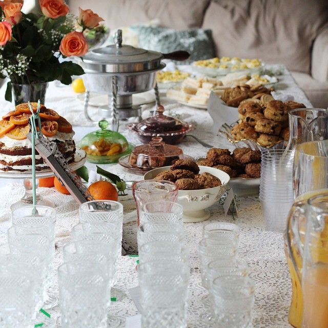 downton abbey themed bridal shower with aip paleo foods photo taken by wholelifefullsoul on