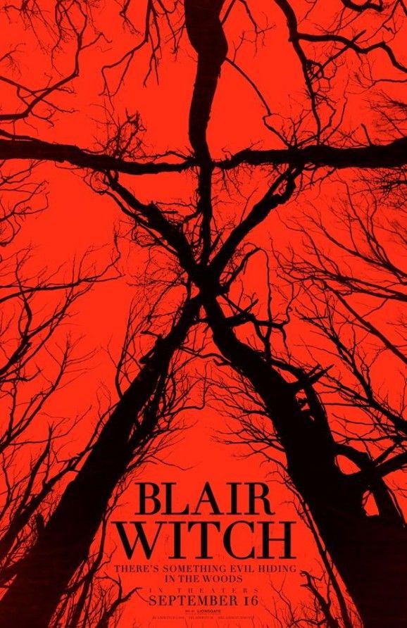Trailer Kundigt Fortsetzung Zu Blair Witch Project An Horror Filme Horrorfilm Horrorfilm Poster