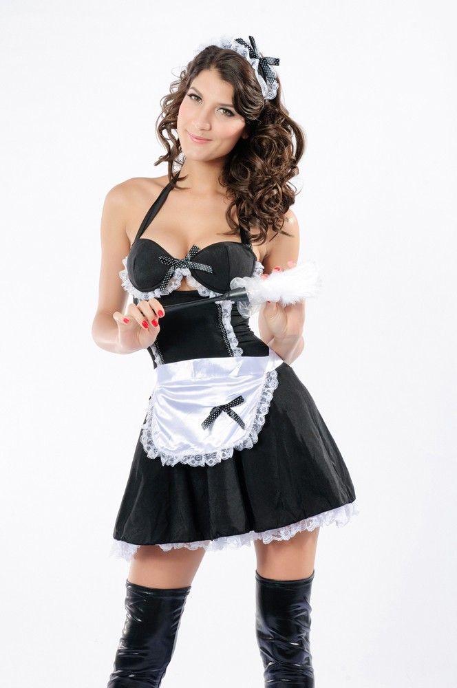 Hustler french maid-4851