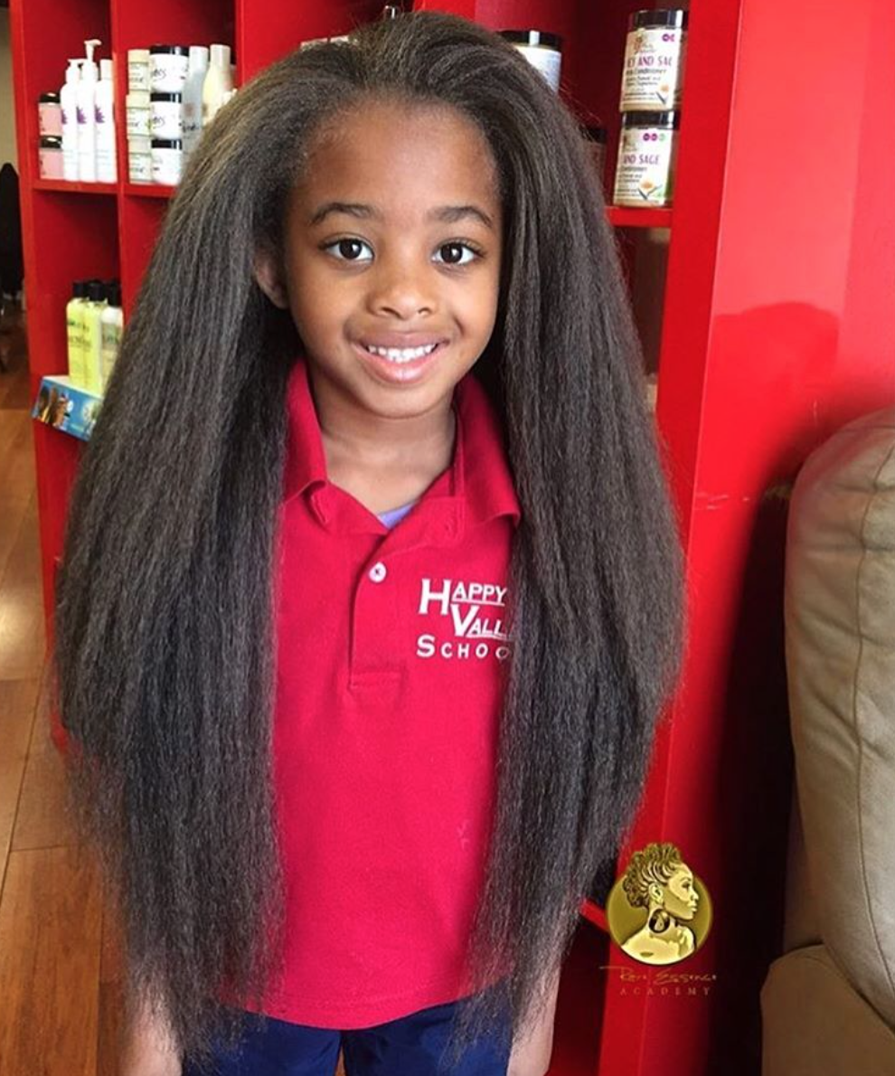Pin By Black Hair Information - Coils Media Ltd On Kids -9961