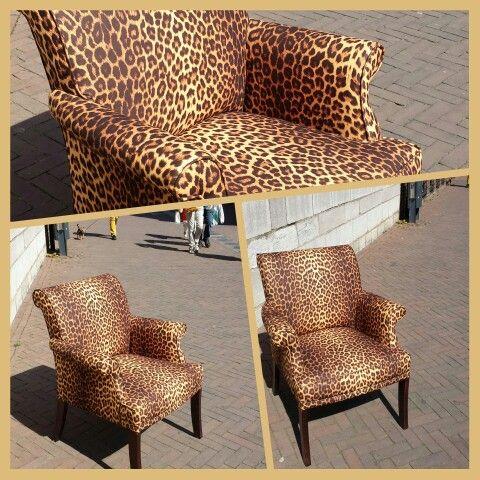 Luipaard @laumen-meubelstoffen