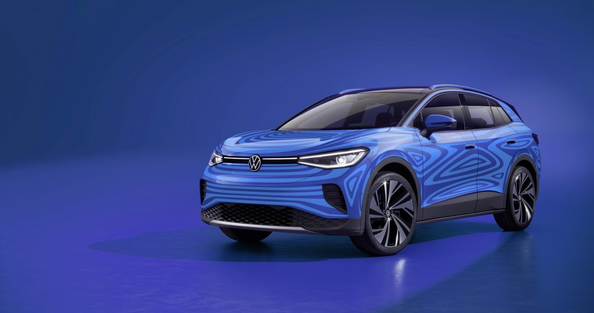 Volkswagen Id 4 Insights Into Vw S New All Electric Compact Suv The Median In 2020 Volkswagen Electric Crossover Compact Suv