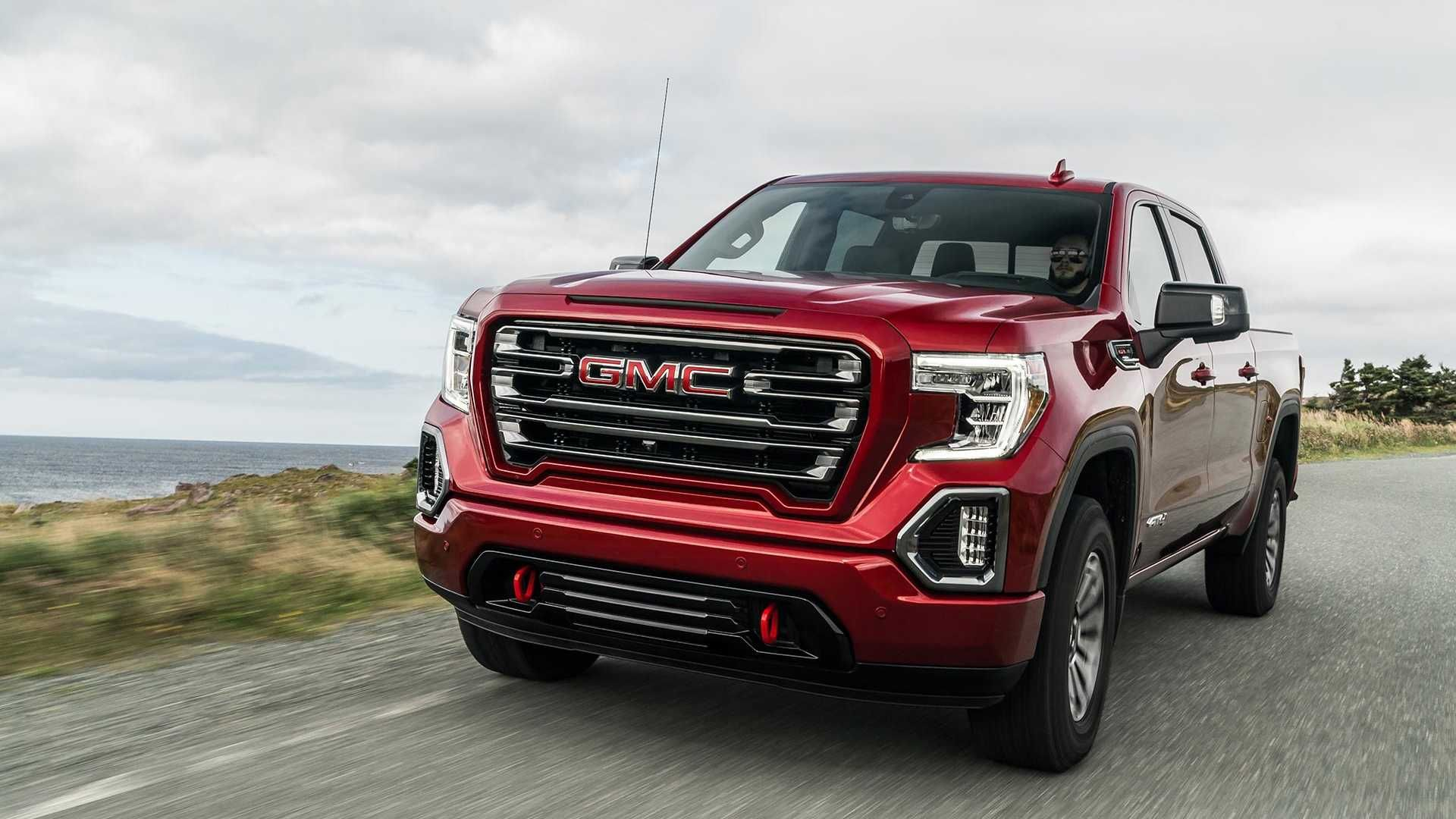 The New Off Road Performance Package For The 2019 Gmc Sierra At4