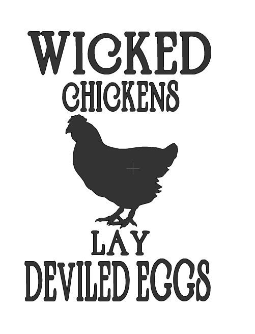 Pin By Abrao On Hen Signs Chalk Crafts Farm Prints Silhouette Cameo Projects