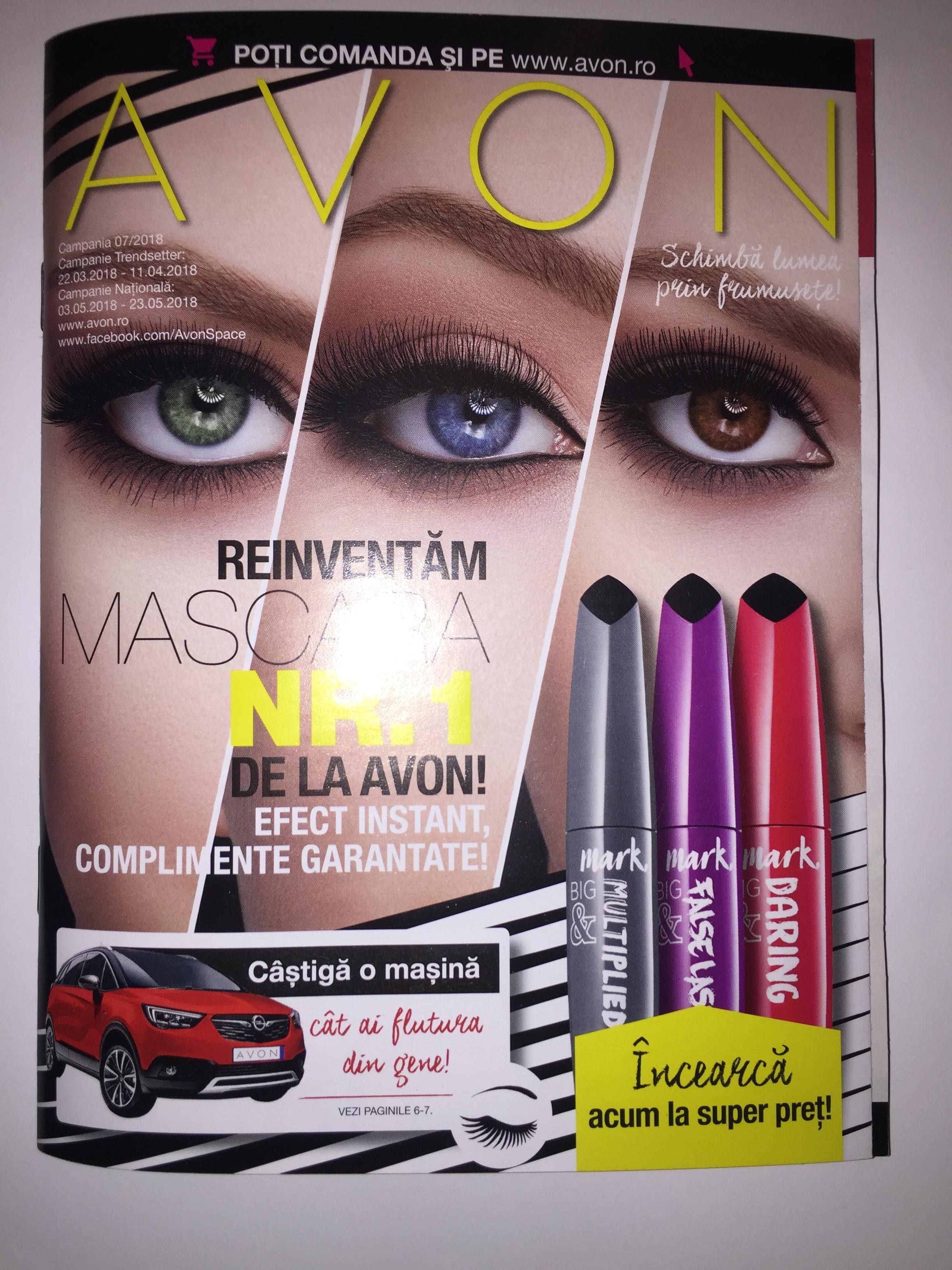 catalogue avon noel 2018 Catalog Avon Campania 7 2018   Brosura Avon C7 | Cosmetice  catalogue avon noel 2018