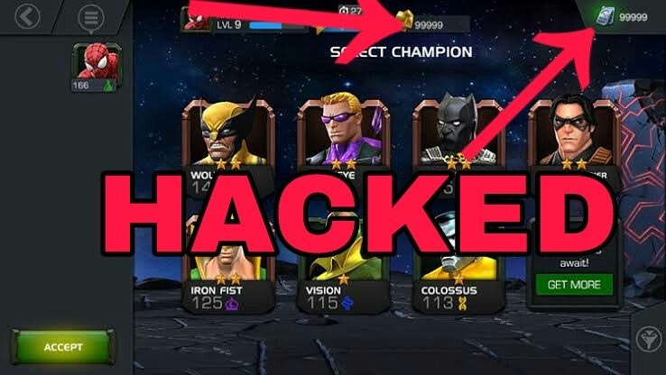 hack marvel contest of champions