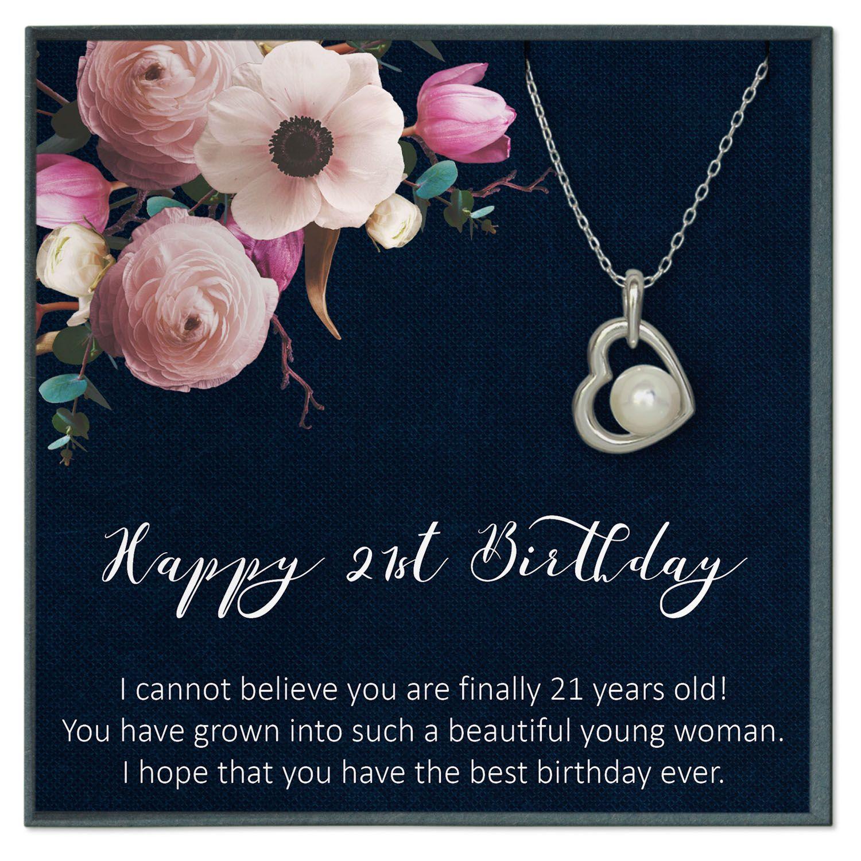 21st Birthday Gift for Her Birthday Gift Ideas, Gift for