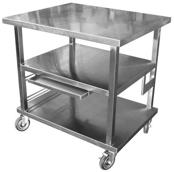 33 Curated Rrh Food Truck Kitchen Ideas By Allanplatt Restaurant Steel Furniture Design Hospital Furniture Steel Furniture Stainless steel kitchen cart
