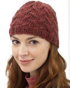 abd61410832bb Autumn Knitting Season  Celebrate with 27 Knit Hat Patterns from   AllFreeKnitting