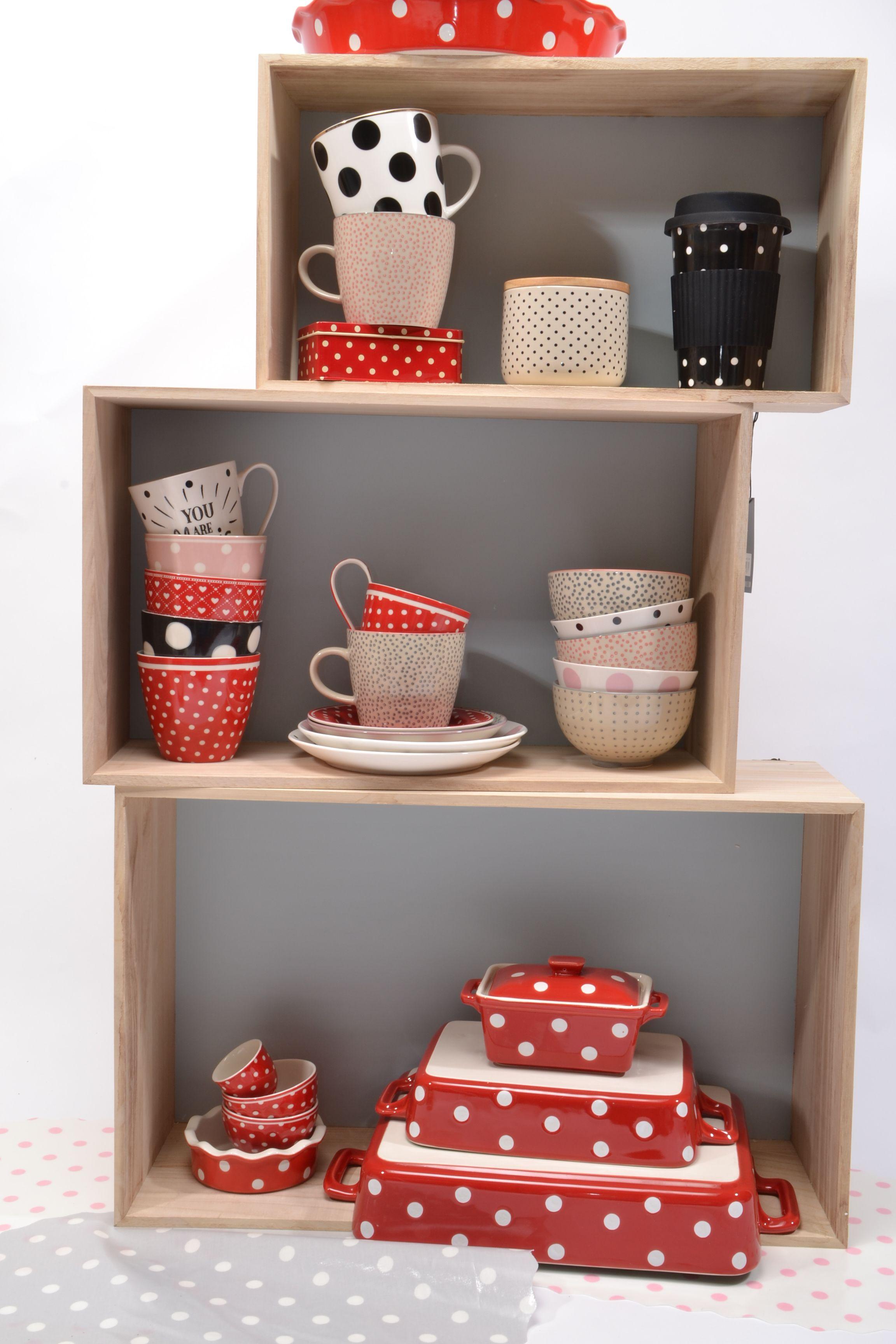 11+ Geschirr mit punkten shop Sammlung