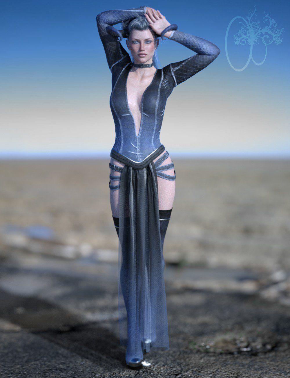 DAZ 3D Models 3D CG
