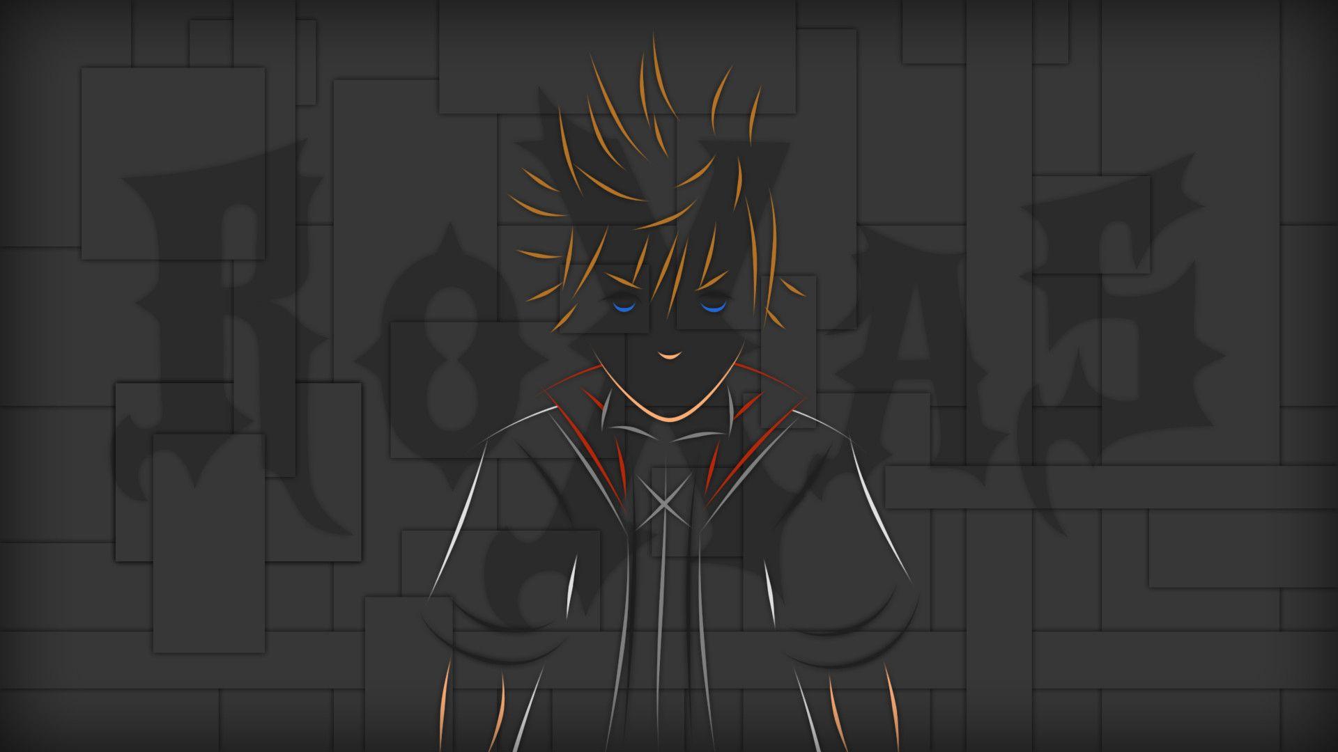 Kingdom Hearts Roxas Wallpapers High Quality Roxas Kingdom Hearts Kingdom Hearts Kingdom