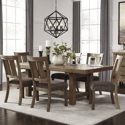 Loon Peak Etolin Counter Height Extendable Dining Table