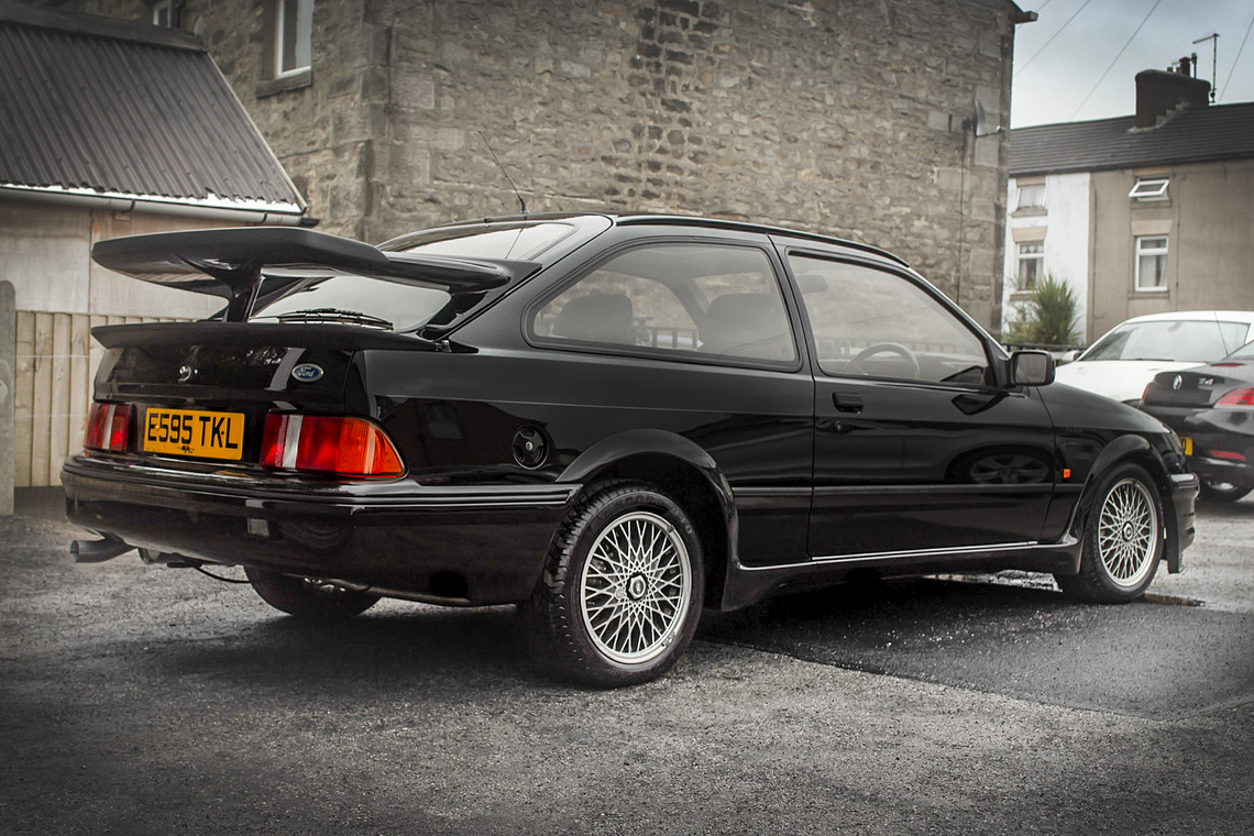 Pin By Mohamed On Cars Ford Sierra Ford Badges Ford Rs