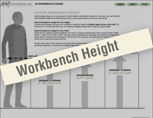 . Workbench plans   made with Sketchup   Workbenches and Workbench plans