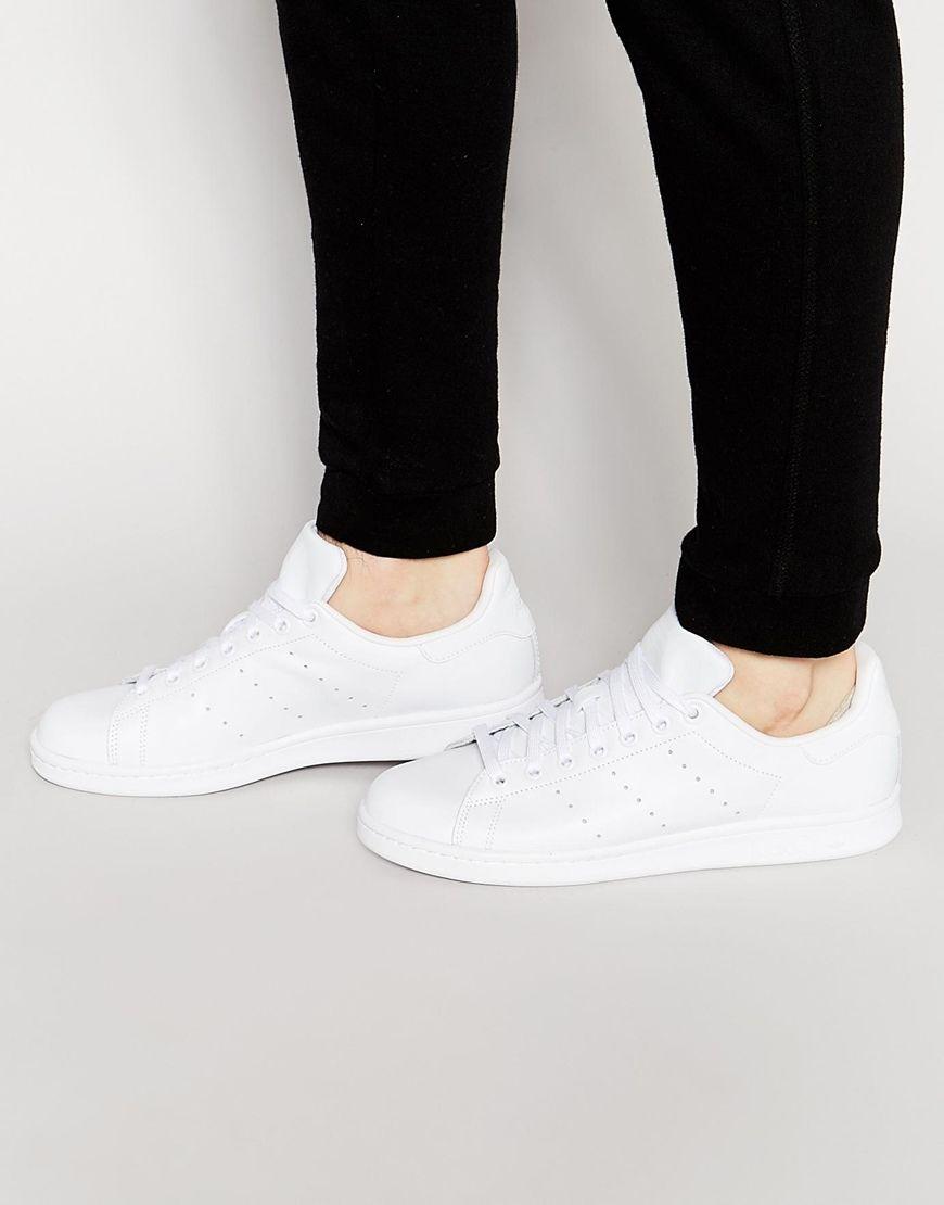 Immagine 1 dell'adidas stan smith s75104 wearables scarpe originali