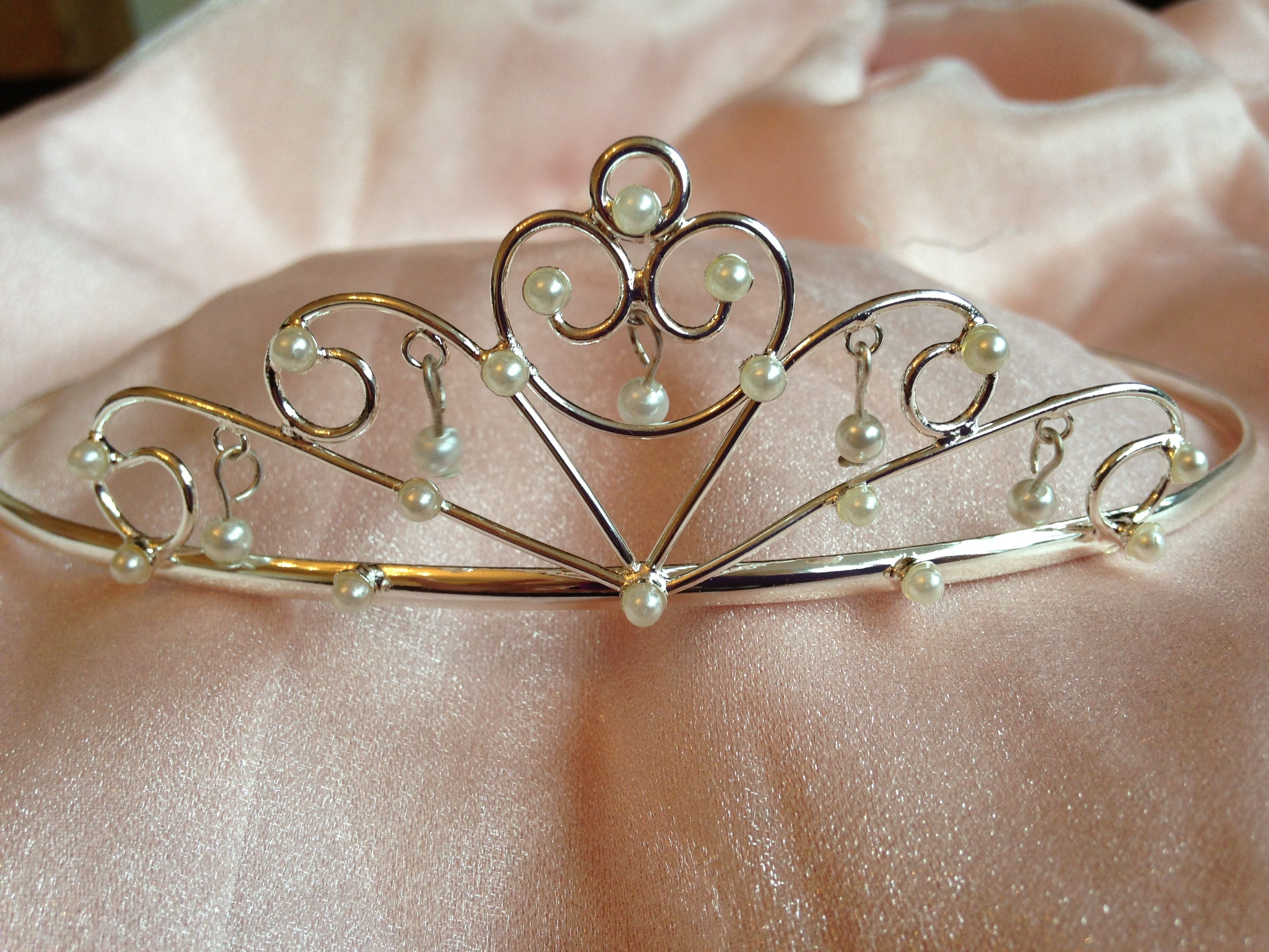 Bead And Wire Crown Wire Crown Beads And Wire Diy Tiara