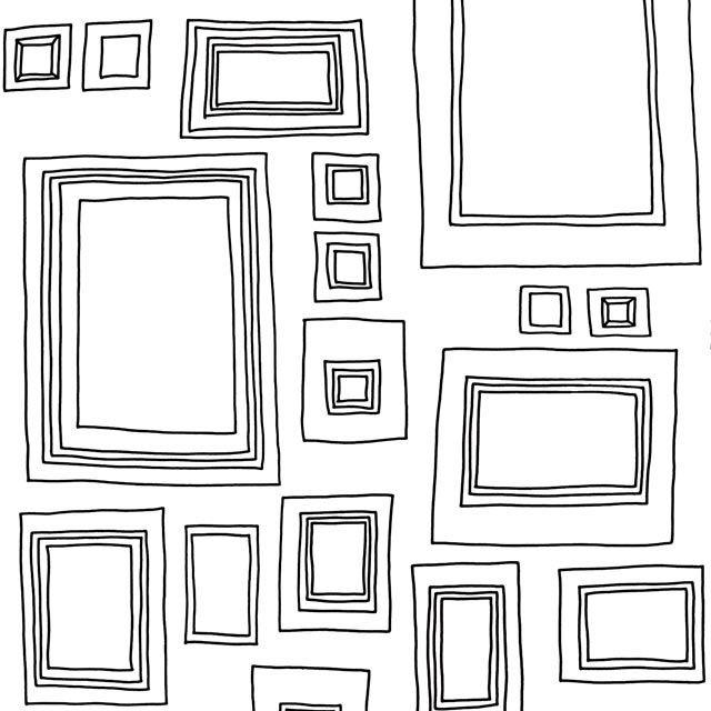 papier peint graham brown frames noir peinture et papier peints pinterest papier peint. Black Bedroom Furniture Sets. Home Design Ideas